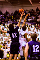 Rogers @ Puyallup Boys BB